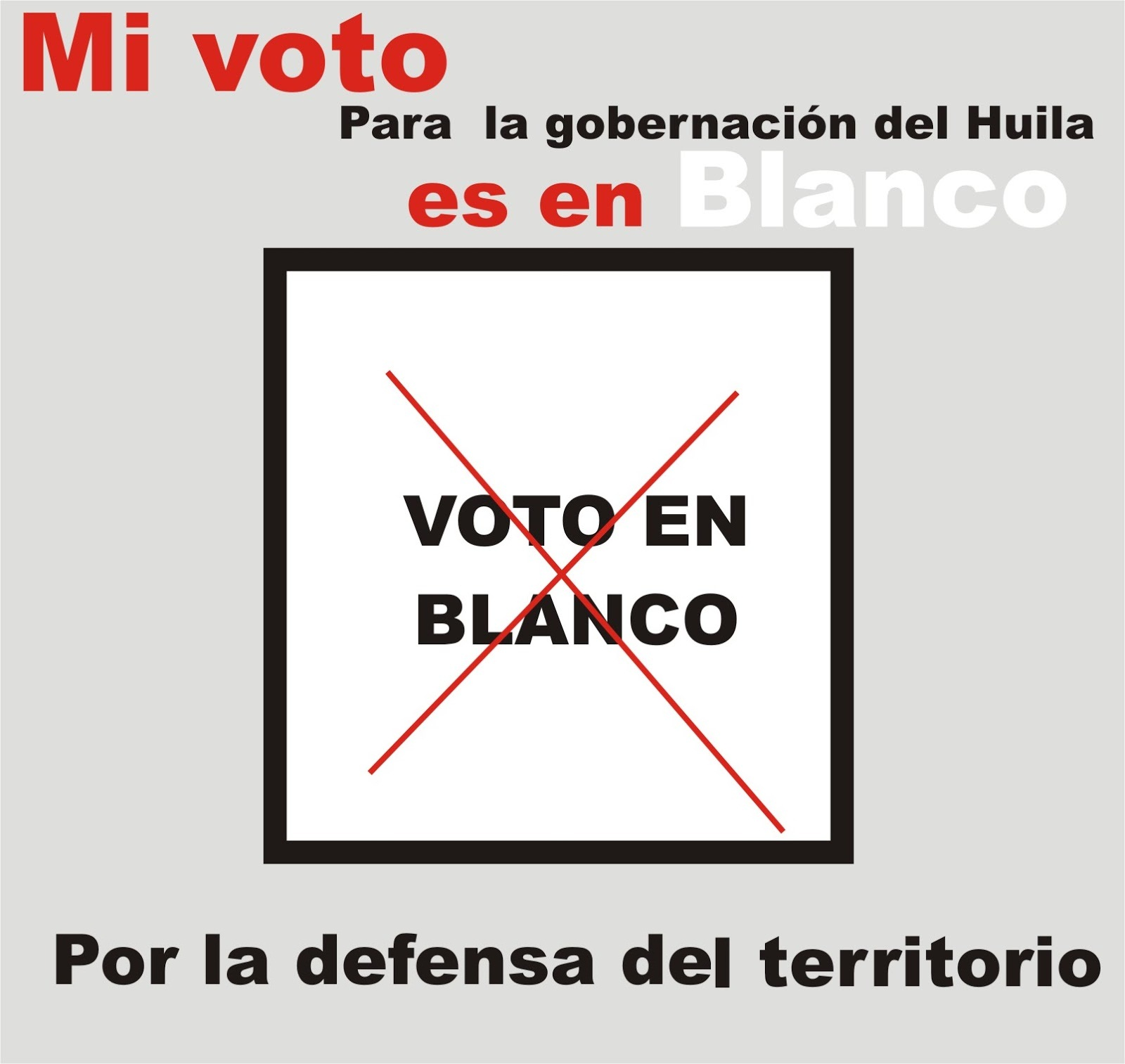 No choice for voters in Huila after Colombia prohibits campaign against El Quimbo dam