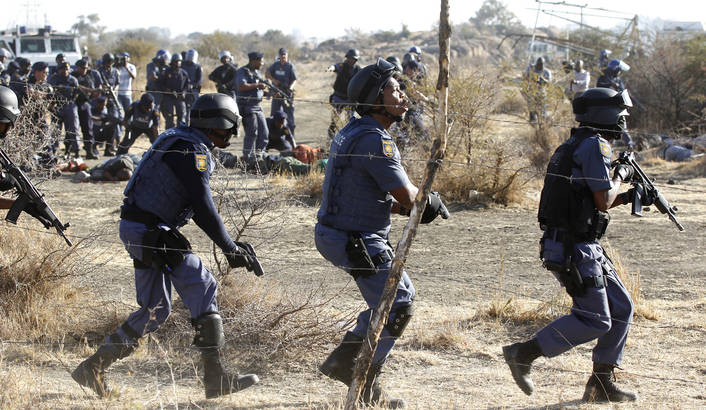 Should the Marikana massacre have killed the positive thinking industry?