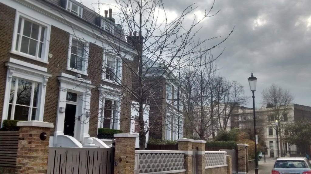 High end London